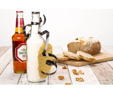 Öl- och valnötsbröd