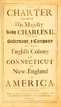 Charter Connecticut Colony