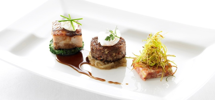 Award Winning Dishes created by our talented culinary team at the Limerick Strand Hotel
