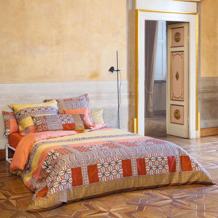 Wunderschöne Bettwäsche von bassetti in feinster Mako-Satin-Qualität