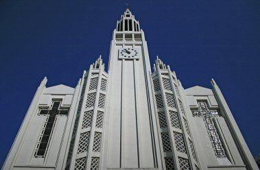 L'église Saint-Jean-Bosco ...rue Alexandre-Dumas - Paris 11e/20e