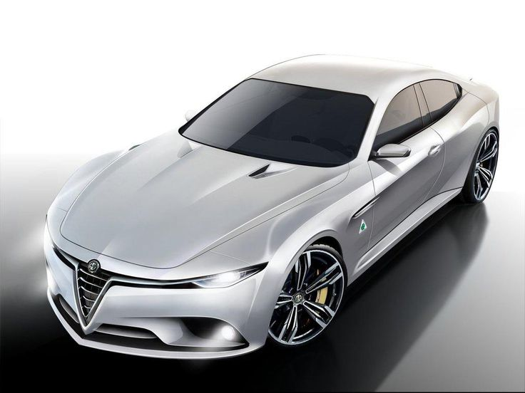 Alfa Romeo Giulia concept render Some of the concept cars that have been made by…