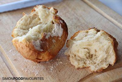 Matt Preston's No Prove Bread recipe