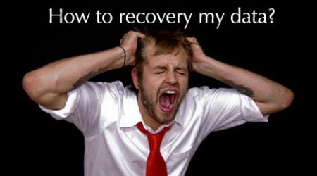 Data Recovery services in Madrid
