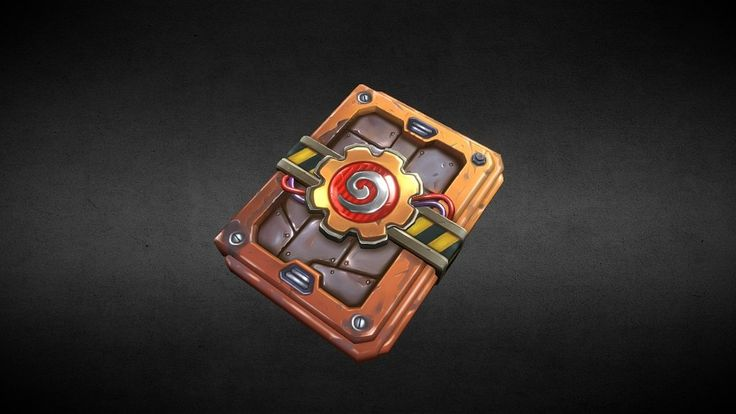 Hearthstone - Card Pack Fanart by matheusoliveira