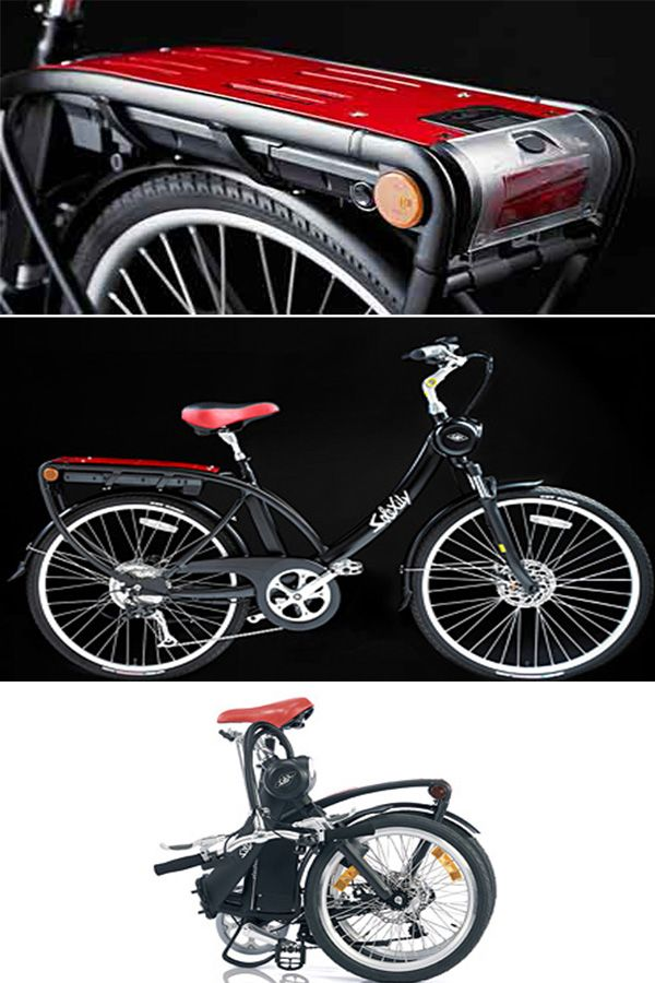 This small  Solex Electric folding bikes  bike with its 20-inch tires is easy to handle and has a very low center of gravity. The engine is a 250 watt motor that propels you up to 25 km / h. You will like it, as much by its aesthetics as by its technical finish. In a nutshell, a folding electric bike with its own design. It's up to you to try it! It is available now in both matte black and white colors.