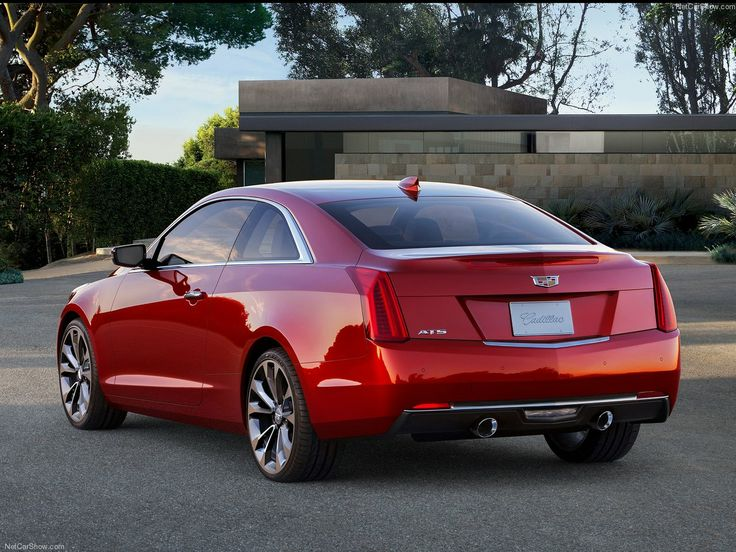 2015 Cadillac ATS Coupe: Cup 2015, Cadillac Officially, Cars, 2015 Cadillac, Auto, Cadillac Ats, 2015 Ats
