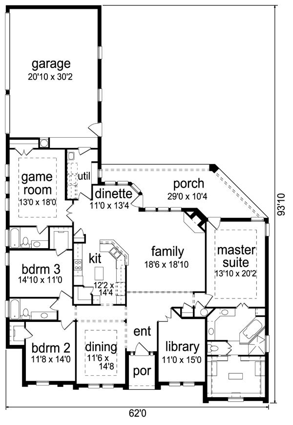 House Plans With Media Room 62 best home - house plans images on pinterest | dream house plans