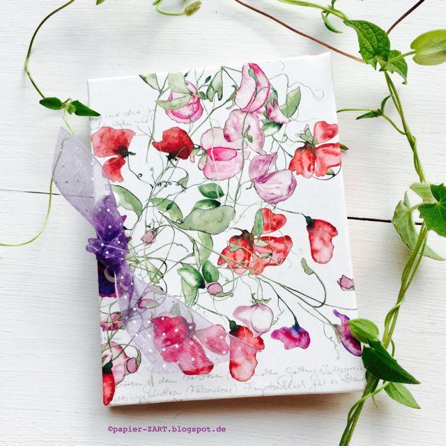 50 besten Buch handgemacht Bilder auf Pinterest   Leporello, Basteln ...
