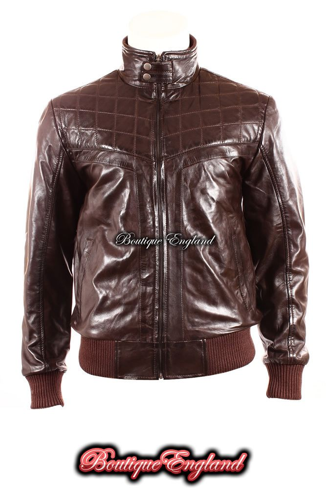 How do you clean leather jackets