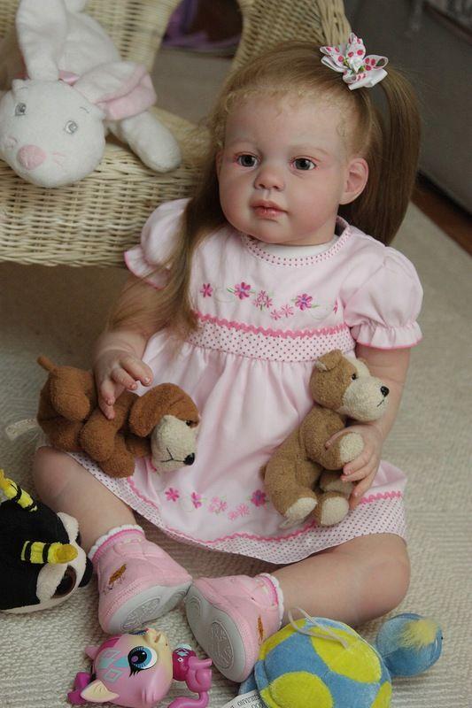 Мои летние девочки. Куклы реборн Татьяны Лазаренко / Куклы Реборн Беби - фото, изготовление своими руками. Reborn Baby doll - оцените мастерство / Бэйбики. Куклы фото. Одежда для кукол