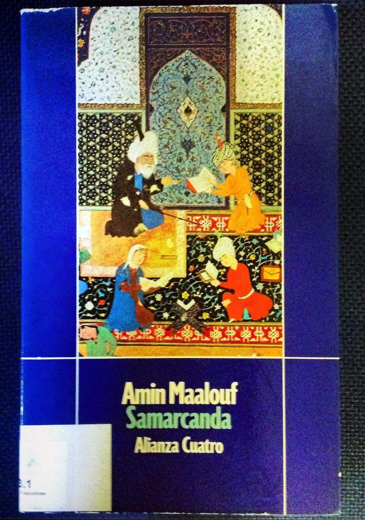 Samarcanda Amín Maalouf
