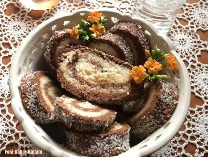 Na, ezt próbáld ki, ha finom sütire vágysz!Köszönjüka receptet Babos Katának!