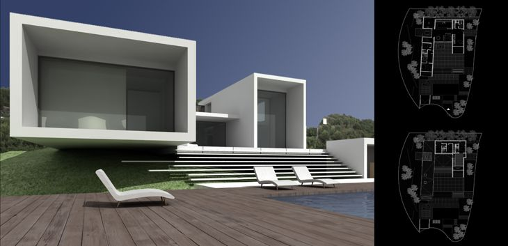 Carlos ferrater architecture of the box pinterest for Carlos ferrater
