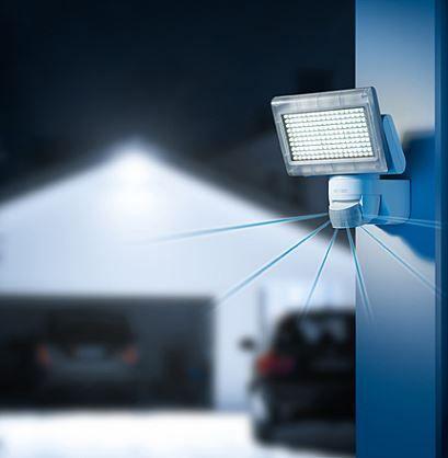 Säkerhetslampa - Steinel XLED Home 1 sensorstrålkastare