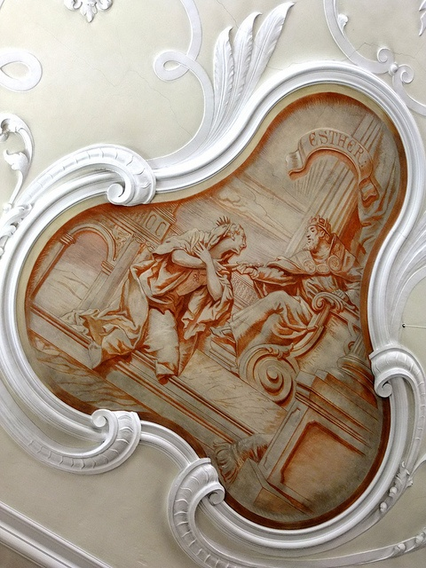 64 best images about zuber murals on pinterest for Ceiling mural painting techniques