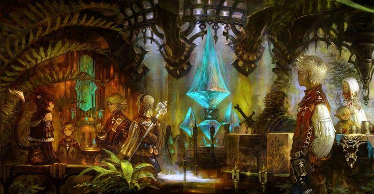 Final Fantasy XIV /// Artwork