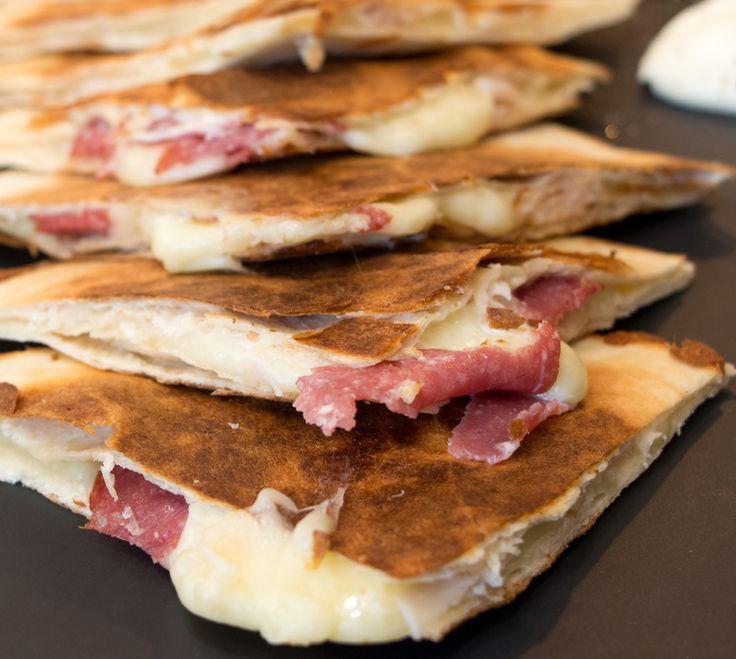 Tortilla Toast von Any Blum