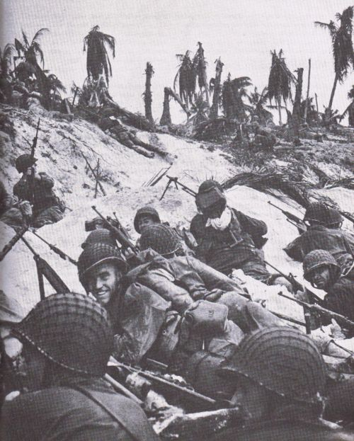 Battle of Tarawa With The Marines at Tarawa