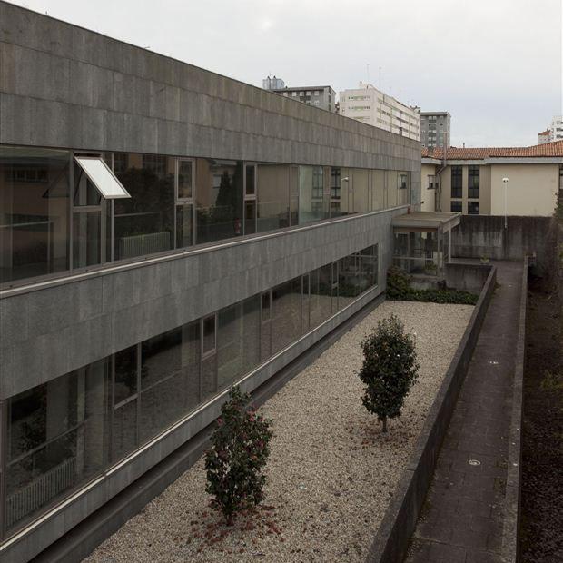 Centro de Saúde de Elviña  |Noguerol+Díez | A Coruña (1995)