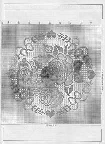 wzory serwetek różne schematy - Maria Nieznana - Picasa Web Albums