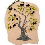 Greek Ceramic Art - Olive tree