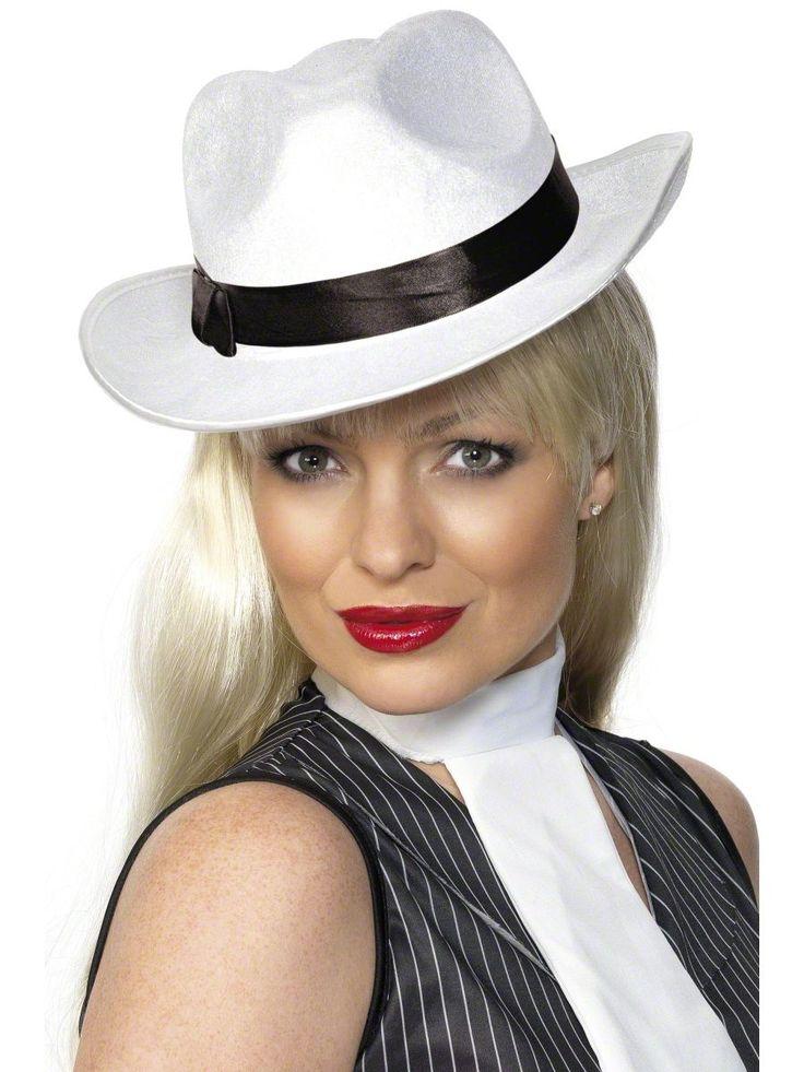 Valkoinen Gangsterin Hattu