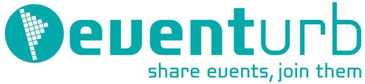 Logo design for eventurb an event sharing platform