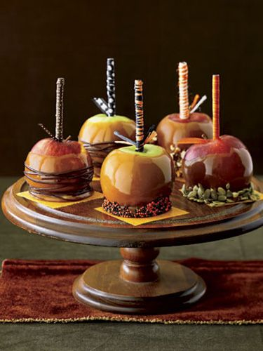 Autumn's arrival inspires a return to the comforts of cooking and baking. The warmth and aromas wafting from the oven draw family to the kitchen, a reward to savor long after the last slice of cake is gone.