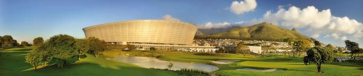 Golf Zuid Afrika, Kaapstad, Metropolitan, Cape Town Stadium, Stadion Kaapstad