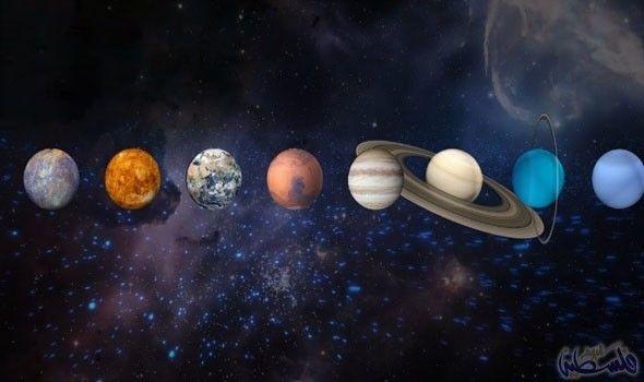 كواكب أخرى خارج النظام الشمسي تحتوي على كميات من الماء Solar System Solar System Planets Our Solar System