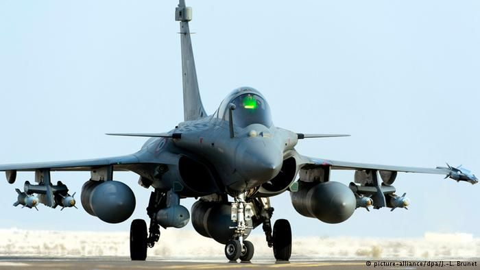 what make of planes are the french using to bomb syria? - Google Search