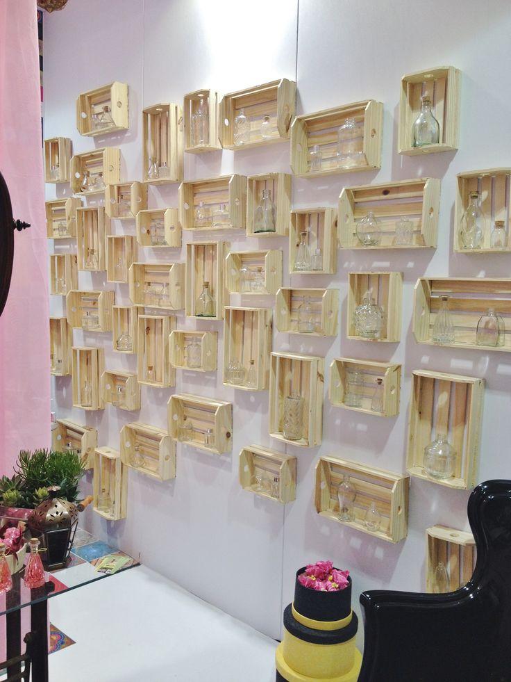 Caixas De Frutas Na Megartesanal Pallet Arte Em Madeira