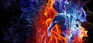 Bakos Erika - Lélekmorzsák: Tűz és víz