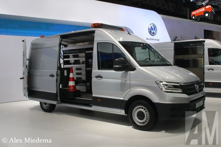 New blogpost: VW Crafter named Best Van at the Parkers New Car Awards 2018