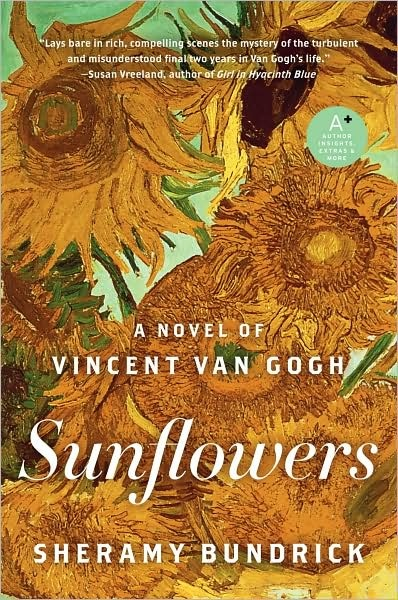 a book about van gogh.