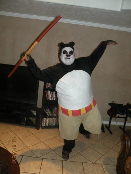 Daddy Kung Fu Panda Costume | Costume Pop