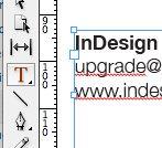 InDesign Basics – Criação de frames de texto e formatação de caracteres