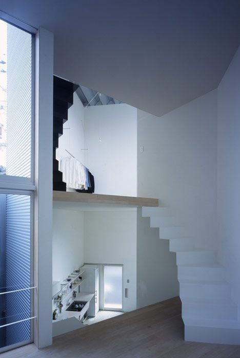 W-Window House  by ALPHAvilleArchitecture House, Wwindow House, Alphaville Architects, Interiors Design, Home Decor, Small Spaces, W Windows House, Alphavil Architects, Kyoto Japan