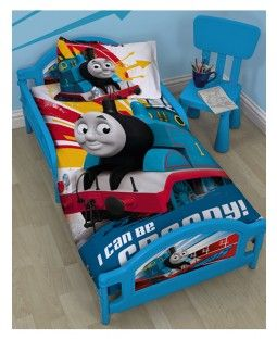 Thomas The Tank Engine Junior Toddler Bed