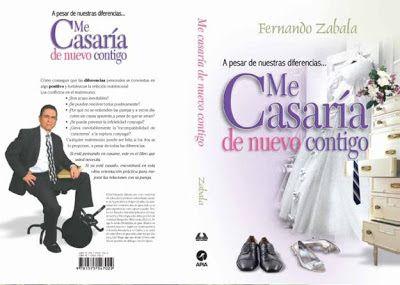 Libro: A pesar de nuestras diferencias, me casaria de nuevo contigo | Fernando Zavala | PDF y Online - Recursos de Esperanza