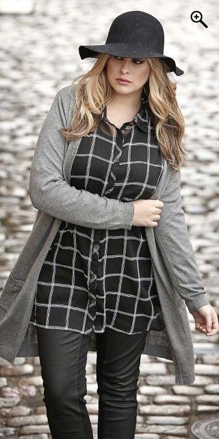 Zhenzi - Flot ternet chiffonskjorte - Black
