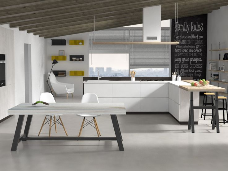 Oltre 25 fantastiche idee su tavoli da cucina su pinterest for Disegnare stanza online