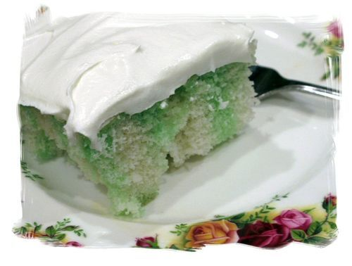 St patrick s day cake recipe jello