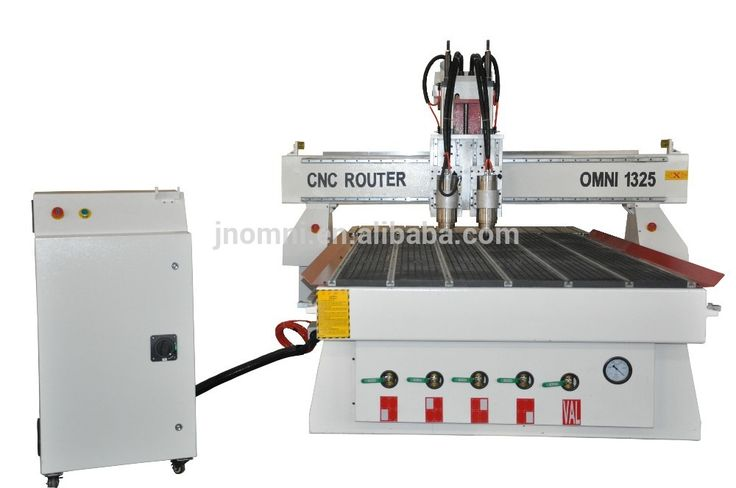 factory price artificial stone tombstone mile stone multi-heads cnc drilling machine
