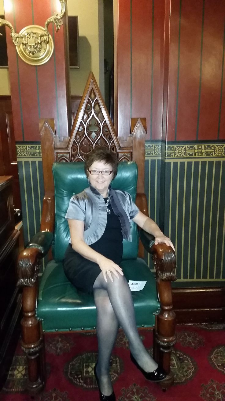 Sydney Parliament House - Australian Women in Leadership presentations as a short listed nominee