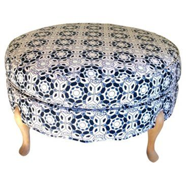 Check out this item at One Kings Lane! Nate Berkus Gem Ottoman