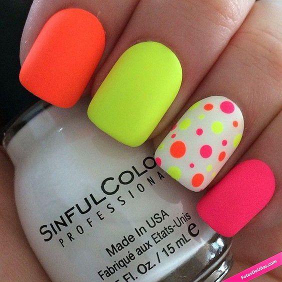 Manicure diseños faciles , Diseños de uñas de manicure