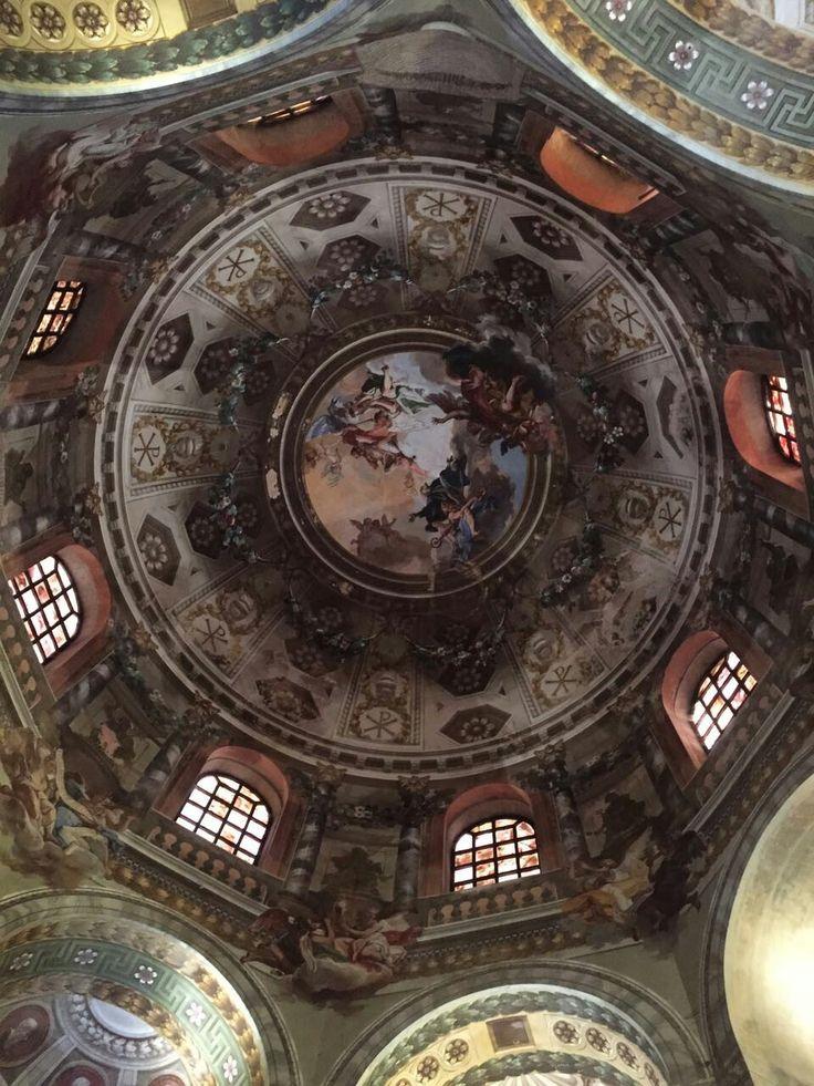 Basilica di San Vitale, Ravenna, ITA