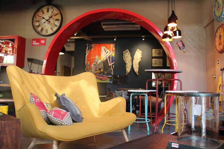 ¡Los colores son la tendencia de este invierno! #Kare #Design #Colours #Decoration